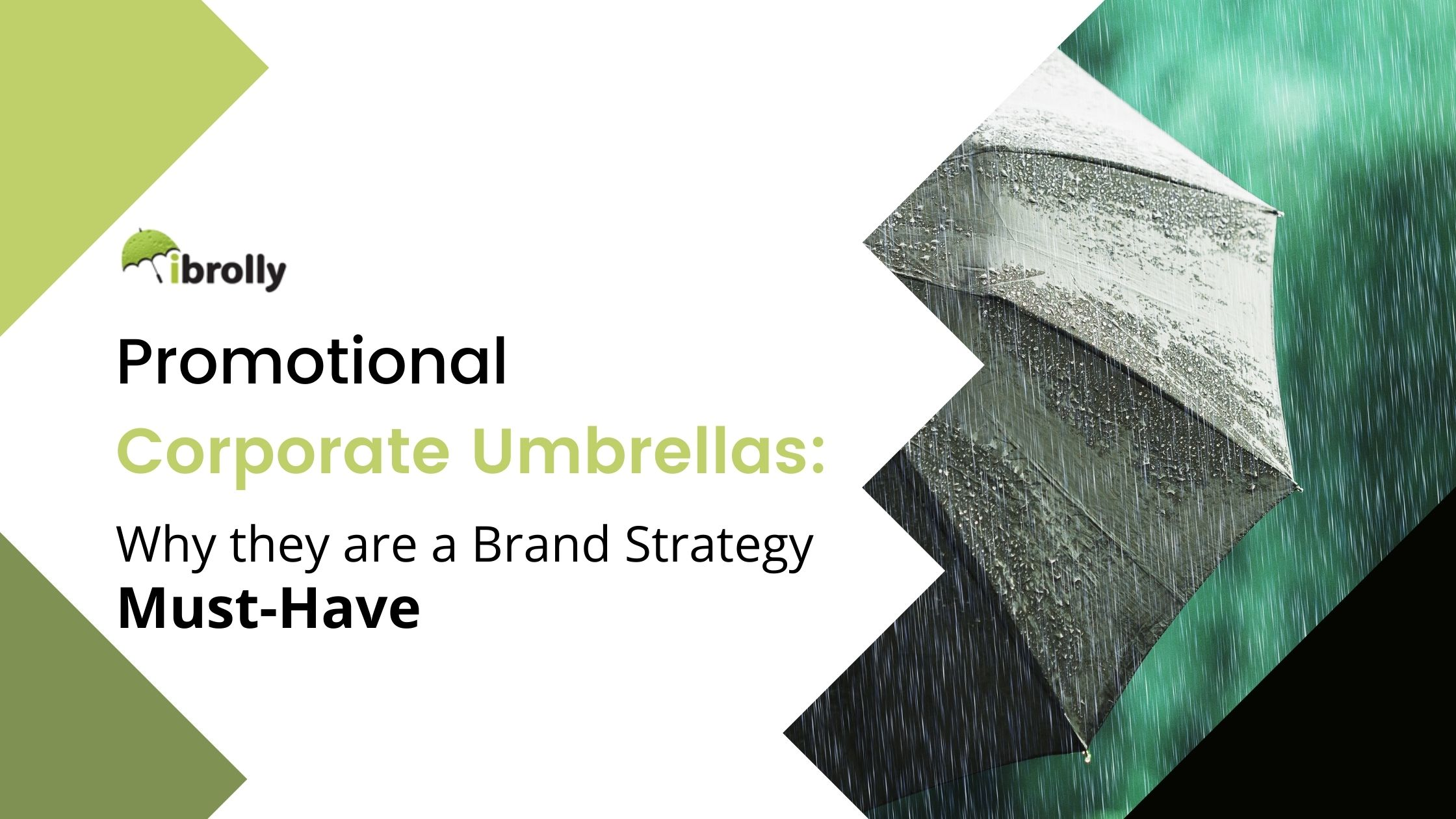 Why Corporate umbrellas Play An Effective Part in your Marketing Strategy